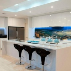Kitchen Splashbacks | Bunbury City Glass