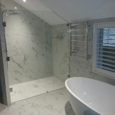 Bunbury City Glass Custom Showerscreens