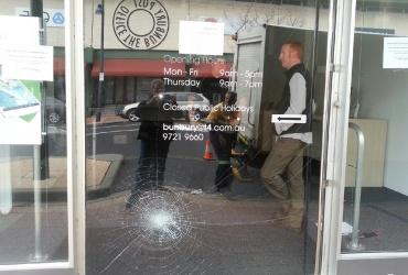 24 Hour Glass Repairs | Bunbury City Glass