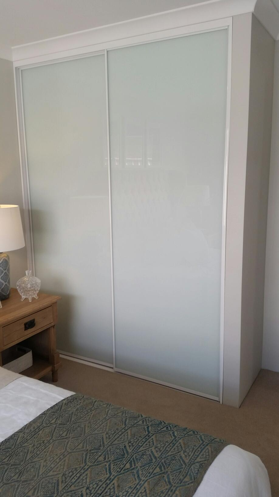 Sliding Robe Doors Bunbury City Glass