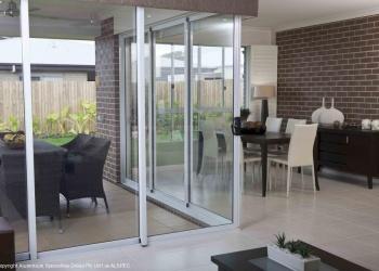 Sliding Doors | Bunbury City Glass