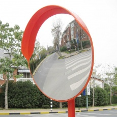 Bunbury City Glass Convex Mirror