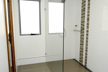 10mm Frameless Shower Panel