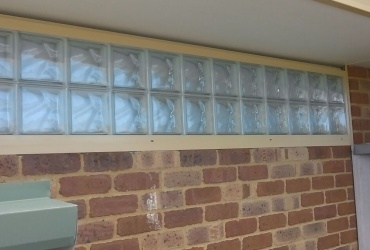 Glass Bricks | Bunbury City Glass
