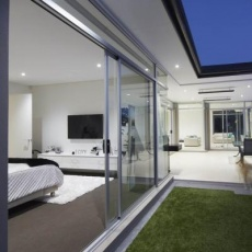 Bunbury City Glass Doors
